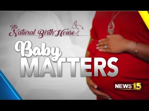 Tour The Natural BirthHouse- Natural Birth Center Tour & Midwife Interview | Baby Matters