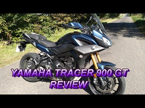 ★ 2019 YAMAHA TRACER 900 GT REVIEW ★