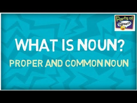 What is Noun | Proper and Common Noun | Collective Noun