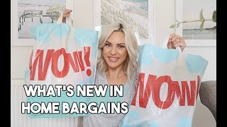 HOME BARGAINS HAUL OCTOBER 2019 HALLOWEEN, CLEANING, FOOD AND GIFTS