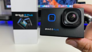 AKASO Brave 6 Plus 4K Action Camera  / Best Budget Action Camera 2020?