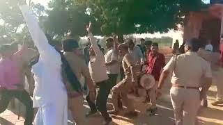 Police Dance desi dhol na tale desi  jordar dance