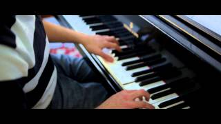 How To Train Your Dragon - Test Drive - Piano Solo (Steinway 2/7)