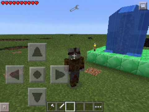 Minecraft Pe Skin De Jason Voorhees YouTube - Skins para minecraft pe jason