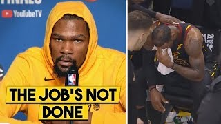 Durant Says He