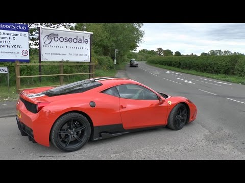 BEST Supercar Accelerations - LaFerrari, 458 Speciale's, Aventador's, Huracan's, F-Type's & More!!