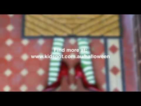 How To Make A Witch Under The Doorstep Halloween Decoration