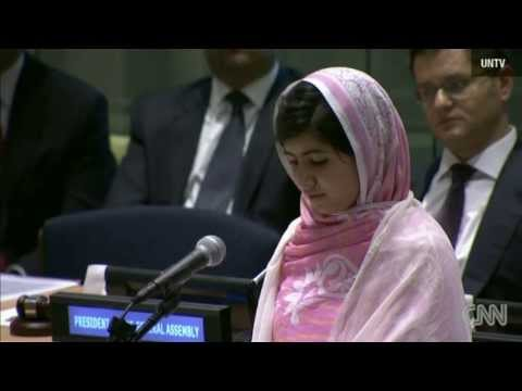 Malala Yousafzai UN Speech (HD) 12 July 2013