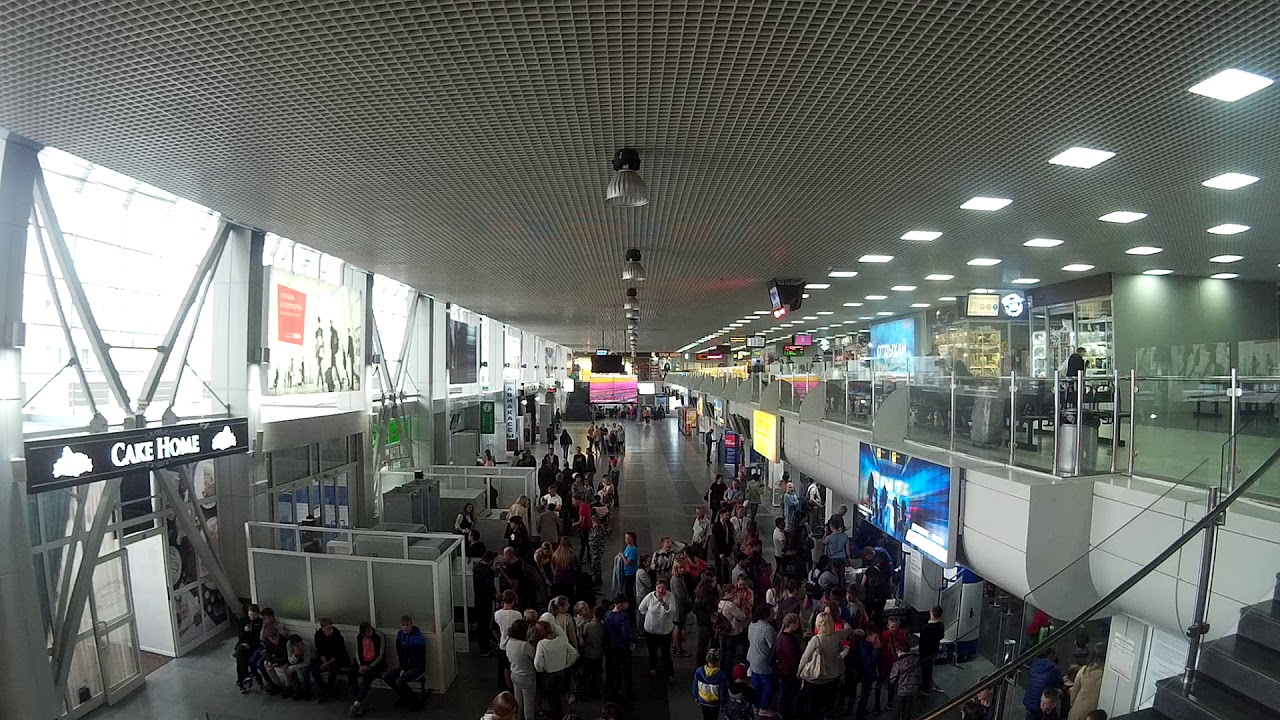 работа в аэропорту иркутск