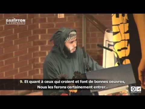 Sourate Al-Ankabut (1-15) - Moussa Zemmouri