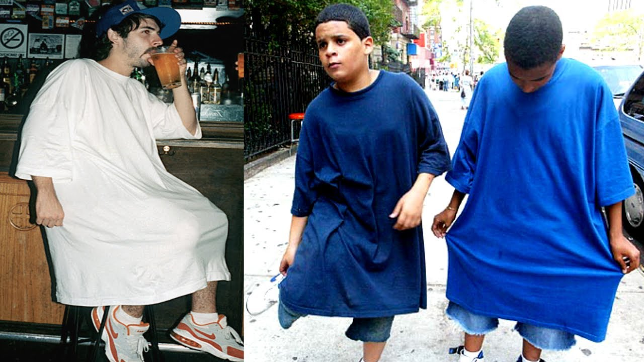 9388abeba4c Most Hilarious Men s Fashion Trends from the Past 30 Years! - YouTube