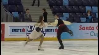 Александра Назарова и Максим Никитин подвели итоги олимпийского сезона