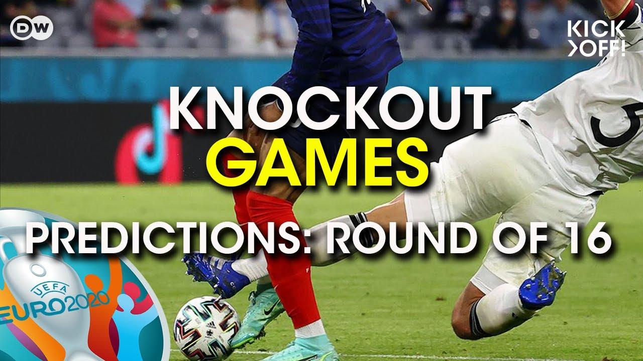 WHO WILL WIN, WHO WILL LOSE? |  EURO 2020 Round of 16 predictions