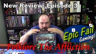 New Review: Episode 3, Folklore the Affliction