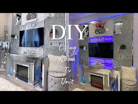 my-living-room-tv-makeover -diy-home-improvement