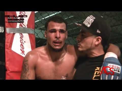 ACSLIVE.TV Present's Exiled MMA Dominique Avilla Vs Deon Jewel