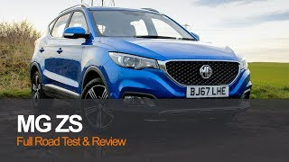 MG ZS 2018 Full Review & Road Test | Planet Auto