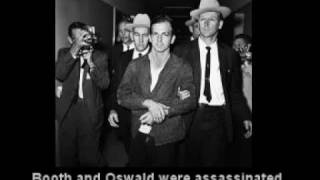 John F Kennedy And Abraham Lincoln Mystery