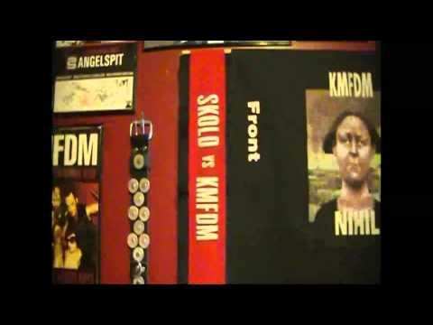 My KMFDM Room