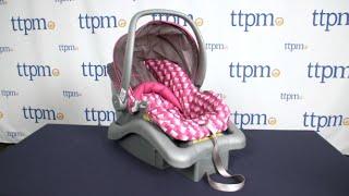Light 'n Comfy Elite Infant Car Seat from Cosco Juvenile