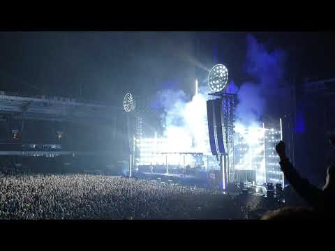 Rammstein - Ich Will (Live Ullevaal Stadion, Oslo, Norway - August 18, 2019) HD