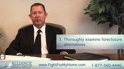 Venice, FL Foreclosure Attorney | 5 Tips For Protecting Your Home From Foreclosure | Nokomis 34275
