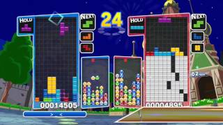 Puyopuyo Tetris alternate music: Swap, Fever / BGM 01 (Dr. Mario & Puzzle League)