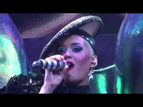 FRONT ROW AT KATY PERRY BIRTHDAY SHOW(Concert Vlog #45)