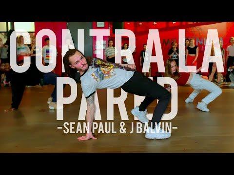 Sean Paul & J Balvin - Contra La Pared  Hamilton Evans Choreography