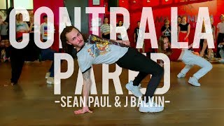 Sean Paul J Balvin Contra La Pared Hamilton Evans Choreography.mp3