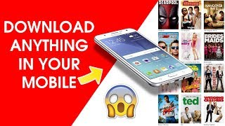 Download & Using Torrent on your Smartphone 2018