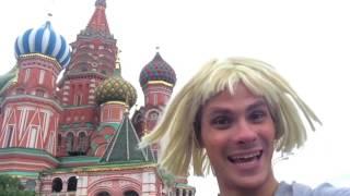 Светка и Андрей   Гуляния по Москве Gan13