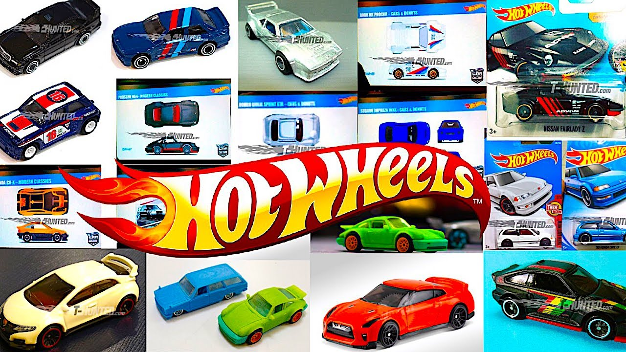 new 2018 hot wheels car series and upcoming models youtube. Black Bedroom Furniture Sets. Home Design Ideas