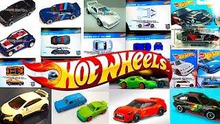 New 2018 Hot Wheels Car Series And Upcoming Models!