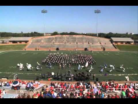 """Tomball High School Katy Marching Festival 2010 """"The Seasons"""""""
