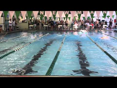 Taylor Bush Swimming Highlight - Isidore Newman High School - Class of 2016