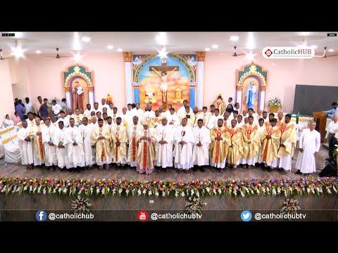 Inauguration of New Church @ St.Anthony's Shrine, Mettuguda, Secunderabad, TS, INDIA  05-11-2019.