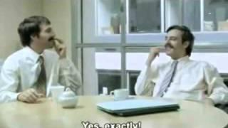Moustache Commercial