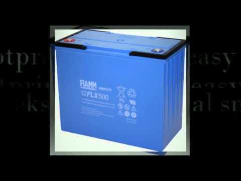 FIAMM 12 FLX 400 12V 100Ah VRLA Batteryde YouTube · Durée:  1 minutes 42 secondes · 5.000+ vues · Ajouté le 21.12.2011 · Ajouté par EMCBattery