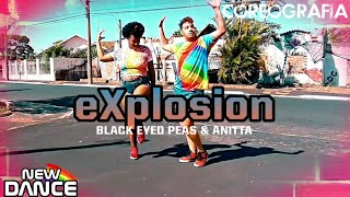 Baixar eXplosion - Black Eyed Peas e Anitta NEWDANCE COREOGRAFIA