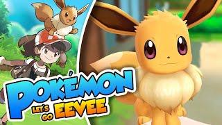 ¡Pareja de entrenadores! - 01 - Pokémon Let's Go Eevee Coop Español (Switch) DSimphony y Naishys