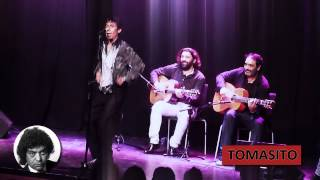Tomasito triunfa en el Homenaje a Ramón el Portugues