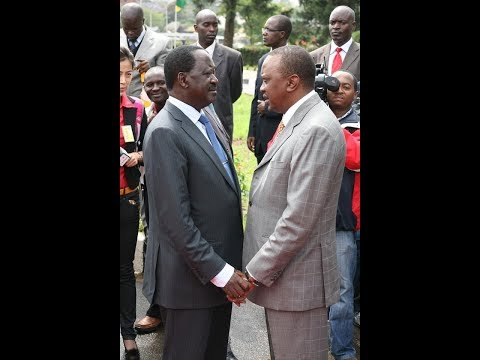 Is dialogue the solution to Kenya's current political problem: Political Point