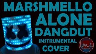Video Marshmello - Alone (Instrumental Koplo Remix) download MP3, 3GP, MP4, WEBM, AVI, FLV Agustus 2018