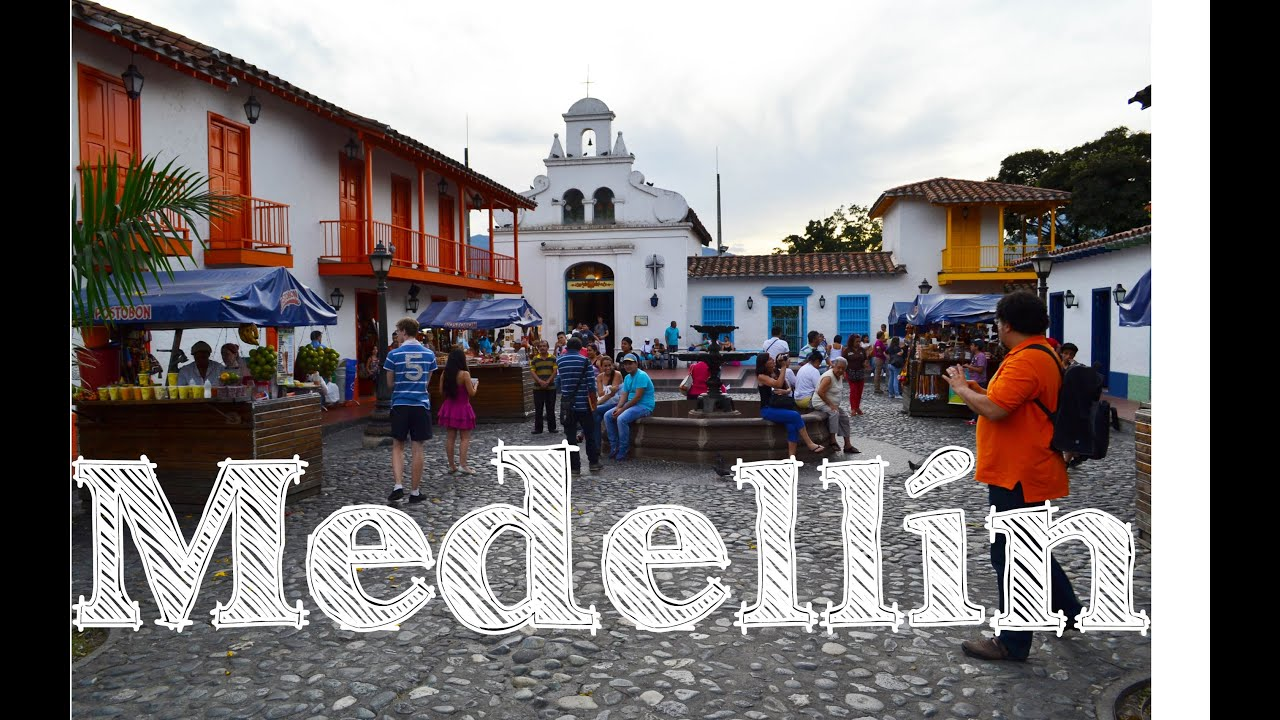 Medellín Turismo - YouTube