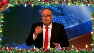 Oliver Welke's Weihnachtsbotschaft
