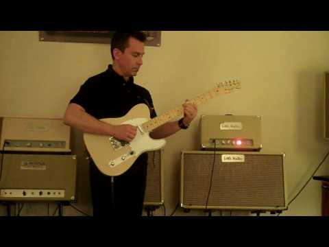 Austin Amp Show Little Walter 15 watt Demo - Billy Penn 300g