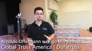 Global Truss America | Duratruss - Tradeshow Booth