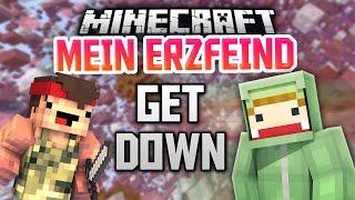 MEIN ERZFEIND! - Minecraft Get Down mit Rewi | ungespielt