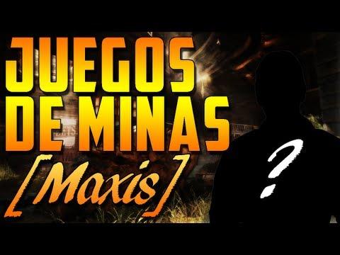 Black Ops 2: Buried | Como hacer el Easter Egg [Maxis] (Logro/Trofeo: Juegos de Minas)